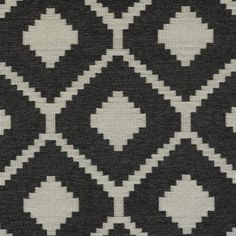 Remarkable chenille black/beige upholstery fabric by Duralee. Item DW16191-144. Lowest prices and fast free shipping on Duralee fabrics. Only 1st Quality. Over 100,000 designer patterns. Width 55 inches. Sold by the yard.