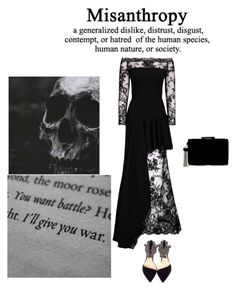 """""""Misanthropy"""" by giulia-ostara-re ❤ liked on Polyvore featuring Alexander McQueen"""