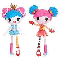 interchangeable lalaloopsy dolls