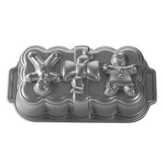 Nordic Ware Gingerbread Loaf Pan -- Visit the image link more details. Note:It is affiliate link to Amazon.