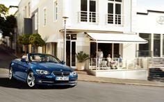 Foto's en video's - De nieuwe BMW 3 serie cabrio - BMW.nl