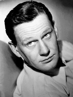 Wendell Corey. A wonderful character actor.  Always very subtle. Very important in the age of censorship to have actors who can imply.