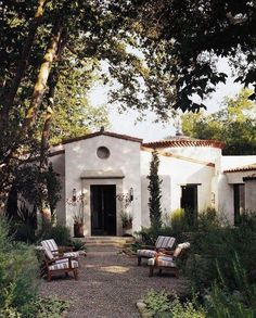 Stunning Mission Revival And Spanish Colonial Revival Architecture Ideas 03