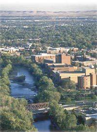 Boise State University, Boise Idaho