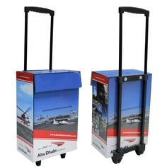To satisfy the several requests of clients, STEIGENS are incorporated into passing on a strong nature and unrivaled quality extent of Carton Trolley. For #CorporateGifts and #PromotionalGifts events.