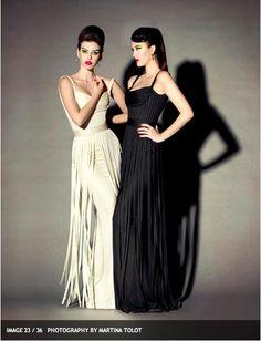 1stdibs.com | Elizabeth Mason Couture (Black Version Available on 1stdibs.com)