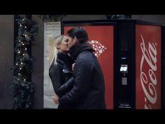 New Coca-Cola Christmas Commercial - A Coca Cola for a Kiss