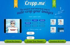 Cropp.me, Herramienta Online para Recortar y Redimensionar Lotes de Imágenes de forma Automática
