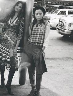 Jac Jagaciak and Xiao Wen Ju for2012 CFDA Journal