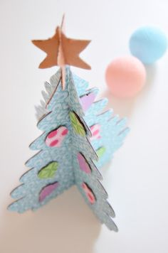 Interiørbazar: DIY - Juletre