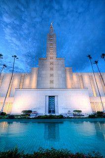 Los Angeles Temple   by shane.adam