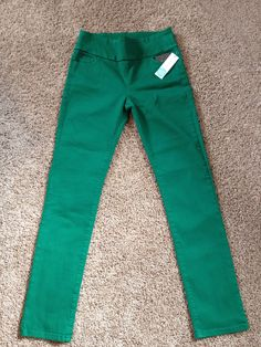 Love these colored slacks/jeans! Great colors lately! I have nothing this shade...