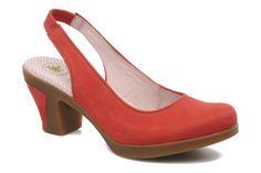 Espiral N583 El Naturalista (Rood) | Sarenza.nl | Pumps Alsof ik nog meer rode schoenen nodig heb...