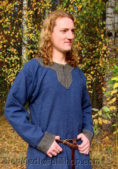 Tunic of Hedeby, Early Medieval Scandinavian tunic, Viking tunic form Hedeby…