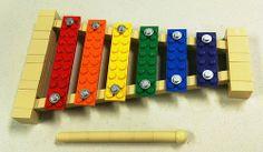 Lego Xylophone | Flickr - Photo Sharing!