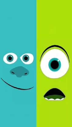 Mike and sully!!!