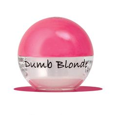 Tigi Bed Head Dumb Blonde Smoothing Stuff - Not just for dumb blondes :P great on all other hair types too :) Bed Head Dumb Blonde, Frizz Free Hair, Gorgeous Hair Color, Salon Names, Beauty Regime, Luscious Hair, Beauty Bay, Beauty Tips, Colors