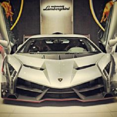 $4million Lamborghini Veneno #LuxuryCars #VintageCars #sports cars