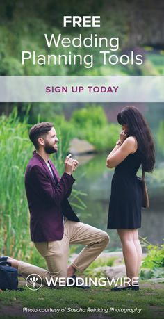 Wedding Planning - Our wedding planning tools help make planning your own wedding stress free. Discover the easiest way to plan a wedding. Online Wedding Planner, Wedding Planning On A Budget, Event Planning Tips, Plan Your Wedding, Budget Wedding, Top Wedding Trends, Wedding Tips, Destination Wedding, Wedding Venues