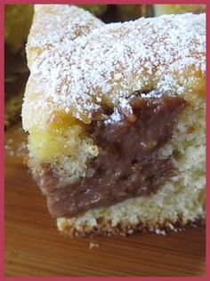 Sweet Recipes, Cake Recipes, Tasty, Yummy Food, Biscotti, Recipe Images, Desert Recipes, Chocolate Recipes, Food Inspiration