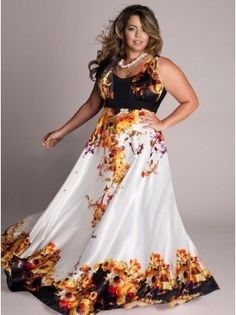 Art Plus Size Dresses Must-Haves - Plus Size Clothing for Women by IGIGI my-style
