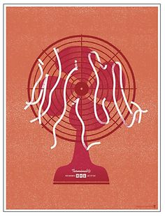 A Poster from The Heads of State design firm for Wilco