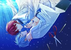 Akane: Yes! Finally you mother *BEEP* Akashi! Finally your going after Kuroko! I forgive you if you just sat your *BEEP* ass down and doing nothing! Akashi Kuroko, Akashi Seijuro, Otaku, Akakuro, Kuroko's Basketball, Tumblr, Anime Films, Kuroko No Basket, You Gave Up
