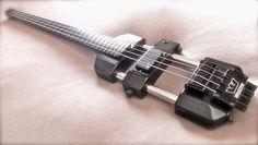 """Westone X800 """"The Rail"""" Bass Guitar"""