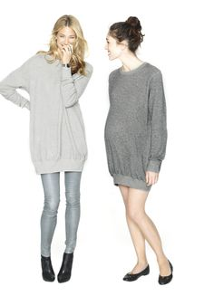The Sweatshirt Dress | Shop | HATCH Collection $238  Maternity wear