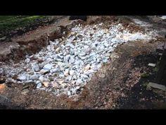 Pool Demolition Robinson Landscape - YouTube