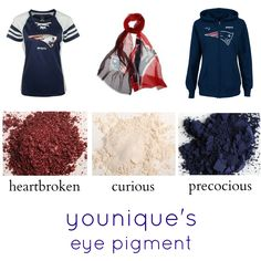 Don't forget your eyes when shopping for that Super Bowl party!! Younique's eye pigments will help you perfect your look this year! www.yourmascaraangel.com