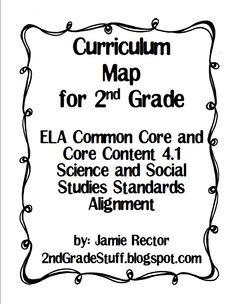 2nd Grade Stuff: common core