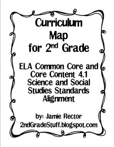 2nd Grade Stuff: common core