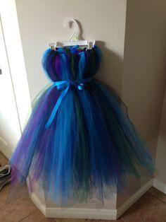 Peacock inspired tutu dress Peacock, Tutu Dresses, Skirts, Inspiration, Inspired, Fashion, Biblical Inspiration, Moda, La Mode