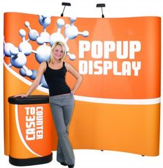 It's trade show season, and you know what that means. Instead of blending in, its time to update your display with lights, fabric, and colour   Signify Signs