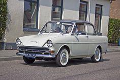 DAF Daffodil 30 750 Variomatic 1962 750cc 2 cylinder 4 stroke Air-cooled.