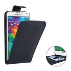 Samsung Galaxy S5 flipcase zwart