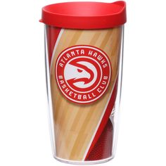 Atlanta Hawks Tervis 16oz. Court Wrap Tumbler With Lid - $18.99