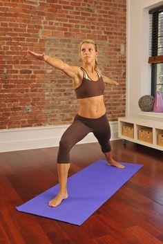 Two full length Power Yoga classes.