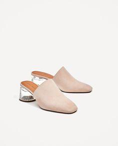 Imágenes 12 Zapatos Y Heels Shoe De Shoes Zara Mejores fSqCSABw