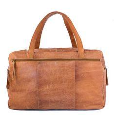 Weekendbag / Signe / Walnut / Dixie