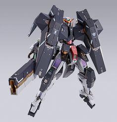 「METAL BUILD 力天使鋼彈 修復型III」07月發售 十周年新機首度立體化! | 玩具人Toy People News Gundam Exia, Gundam 00, Packaging Box, Toy People, Gundam Mobile Suit, Frame Arms Girl, Shoulder Armor, Custom Gundam, Gundam Model