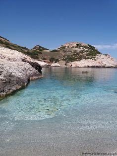 The Hidden Cove, Near myBook.to/DiscreteReversal Beautiful Places To Visit, Crete, Island, Water, Travel, Outdoor, Gripe Water, Outdoors, Viajes