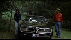 Smoky and the Bandit, I would totally drive that car around, even now.
