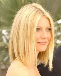 Straight bob, Gwyneth Paltrow