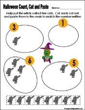 math worksheet : halloween song and free printable halloween math worksheet for  : Halloween Math Worksheets Kindergarten