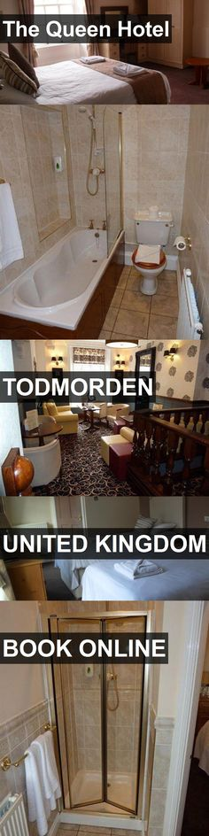 The Queen Hotel in Todmorden, United Kingdom. For more information, photos, reviews and best prices please follow the link. #UnitedKingdom #Todmorden #travel #vacation #hotel
