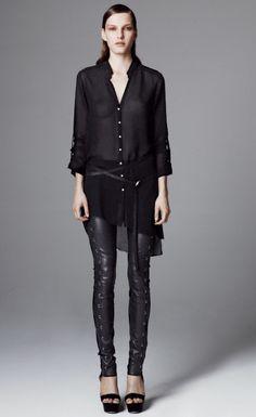 Helmut Lang Resort 2012 | Trendland: Fashion Blog & Trend Magazine