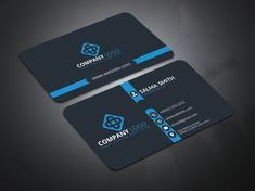 busness card designed by Durjoy Bosu. Connect with them on Dribbble; Page Design, Web Design, Graphic Design, Plastic Card, Modern Business Cards, Show And Tell, Design Your Own, Typography Design, Creative Design