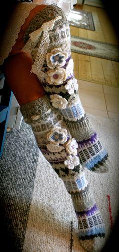 Leg Warmers, Fashion, Tejidos, Leg Warmers Outfit, Moda, Fashion Styles, Fasion